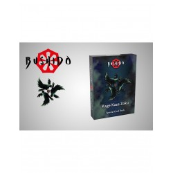 Bushido - Deck de Faction Kaze Kage (VF)