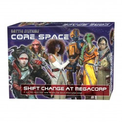 Core Space - Shift Change at Megacorp (EN)