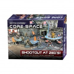 Core Space - Shootout at Zed's (EN)