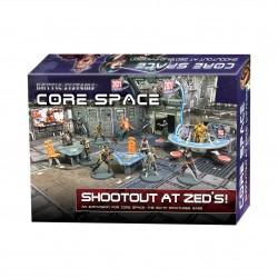 Core Space - Shootout at Zed's (EN)