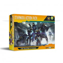 Infinity - Starmada Action Pack