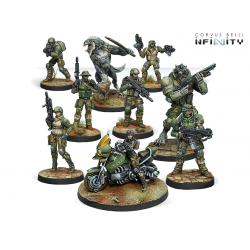 Infinity - USAriadna Ranger Force Army Pack