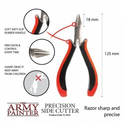 AP Outils - Precision Side Cutter