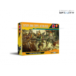 Infinity - Tartary Army Korps Action Pack