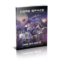 Core Space - Livre de règles Deluxe (VF)