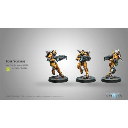 Infinity - Tiger Soldiers (Spitfire)