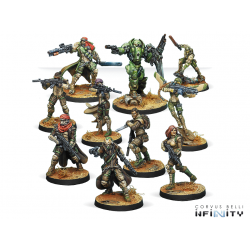 Infinity - Haqqislam Action Pack