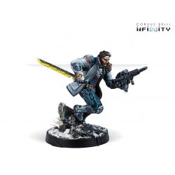 Infinity - John Hawkwood, Mercenary Officer (K1 Marksman...