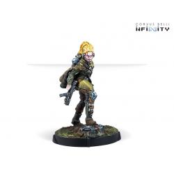 Infinity - Aïda Swanson, Submundo Smuggler (Submachine Gun)