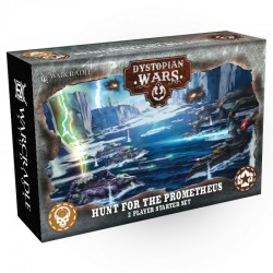 Dystopian Wars - Hunt for the Prometheus (VF)