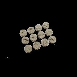 MAS - Socles 'Ancient' 25mm (5)