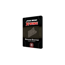 X-Wing V2 - Paquet de dégâts République Galactique