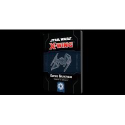 X-Wing V2 - Paquet de dégâts  Empire Galactique