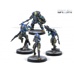 Infinity - Nyoka Assault Troops