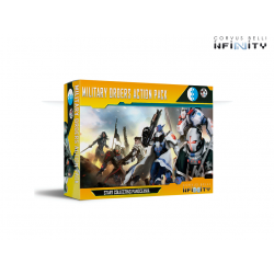Infinity - Military Orders Action Pack