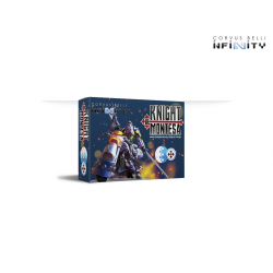 Infinity - Knight of Montesa (Pre-Order Exclusive)