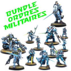 Infinity - Military Orders Special Bundle