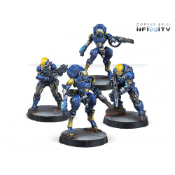Infinity - Raptor Boarding Squad