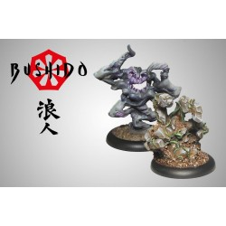 Bushido - Kami de Brûme suffocante et de Terre Profannée...