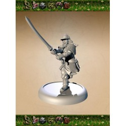 Bushido - Sentinelle d'Or (Sculpture alternative) (VF)