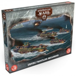 Dystopian Wars - Empire Frontline Squadrons