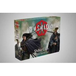 Bushido - Starter clan Shiho (FR)