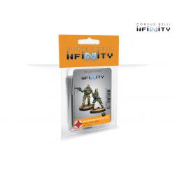 Infinity - 6th Airborne Ranger Reg. (Duo Pack)