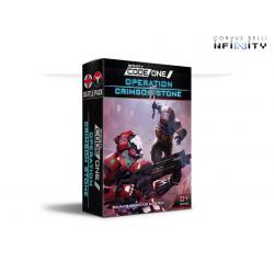 Infinity - Operation Crimson Stone (VF!)