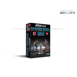 Infinity - Dire Foes Mission Pack Gamma : XANADU RUSH