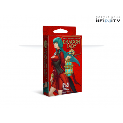 Infinity HVT - Dragon Lady, Event Exclusive Edition