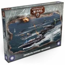 Dystopian Wars - Imperium Support Squadrons