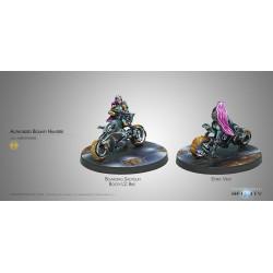 Infinity - Motorized Bounty Hunter