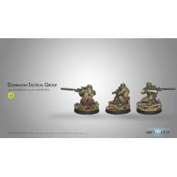 Figurine Infinity (Corvus Belli) - Djanbazan (Sniper)