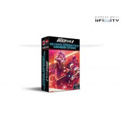 Infinity - Beyond Crimson Stone