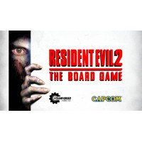 Resident Evil 2 - The Board Game