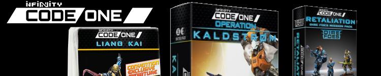 Infinity Code 1 - Operation Kaldstrom